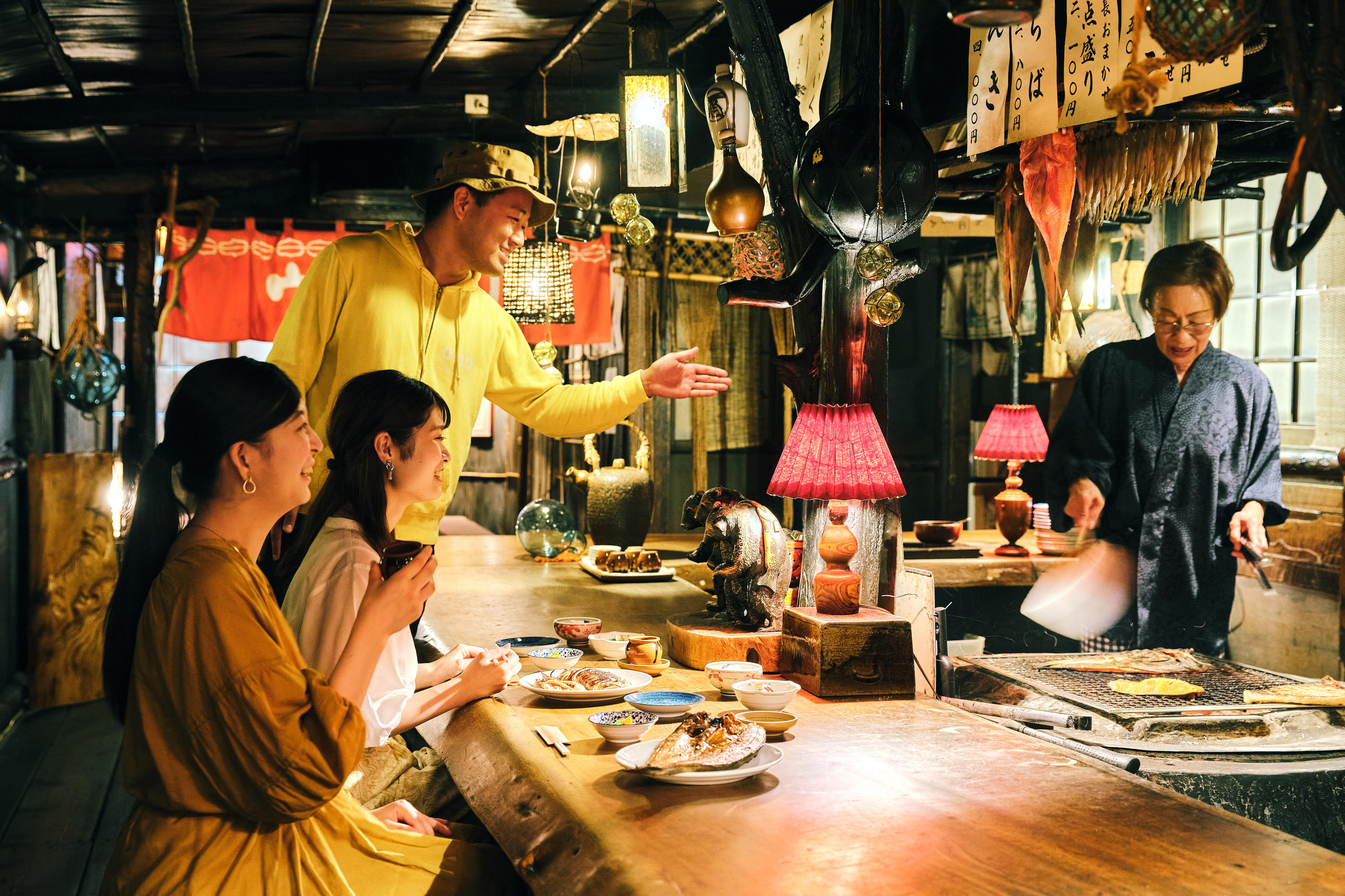 OMO3札幌すすきの はしご酒ツアー