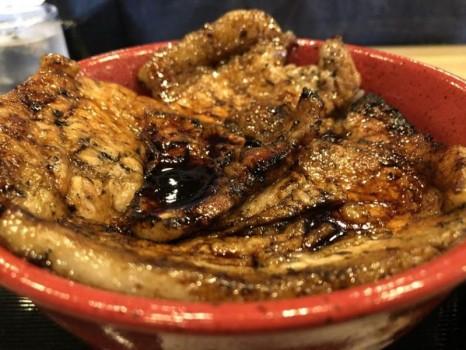 かしわ豚丼2