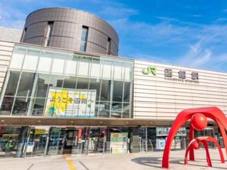 北海道 函館 函館駅周辺の風景