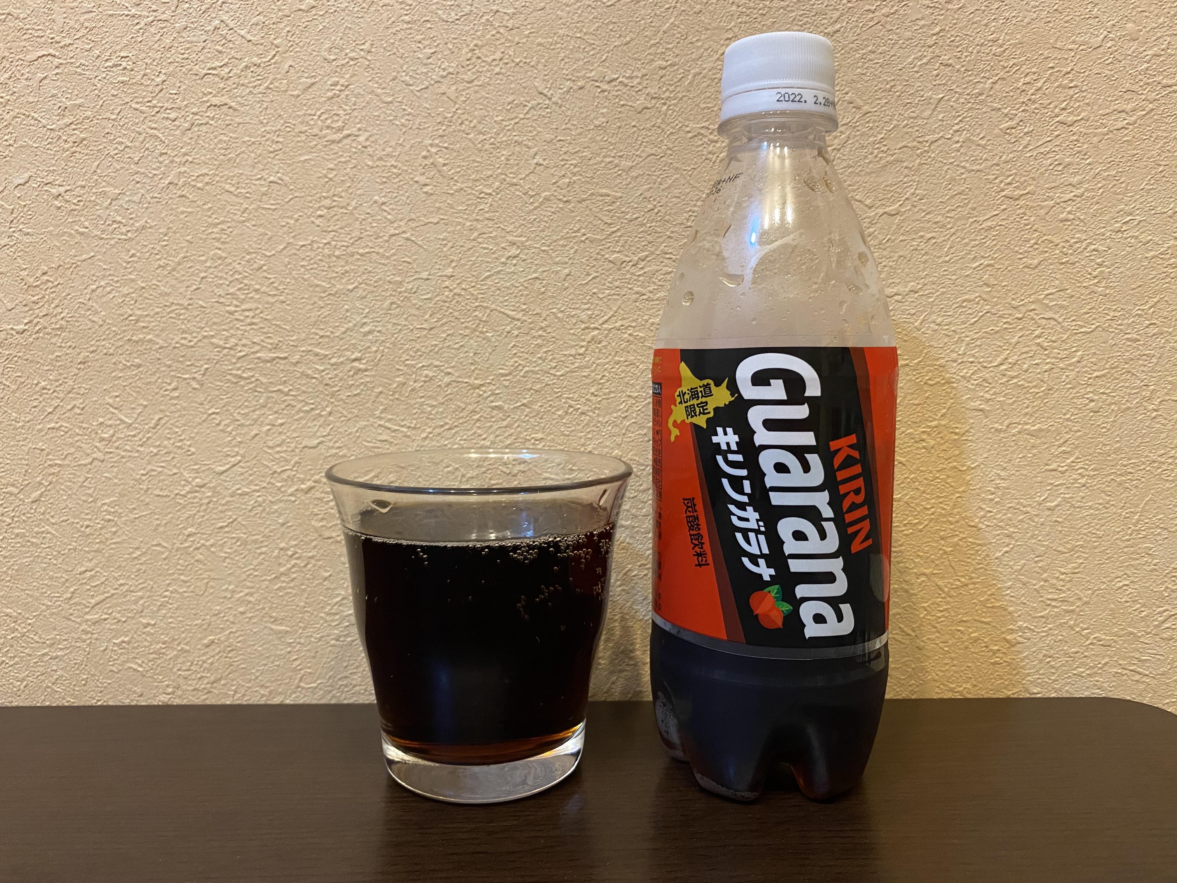 ガラナ飲料